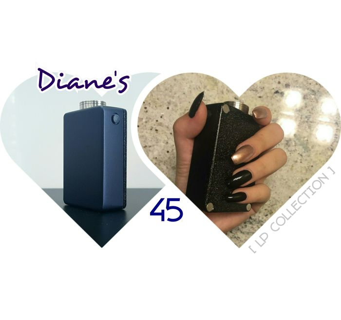 Diane's 45, Cobalt and Black Rain