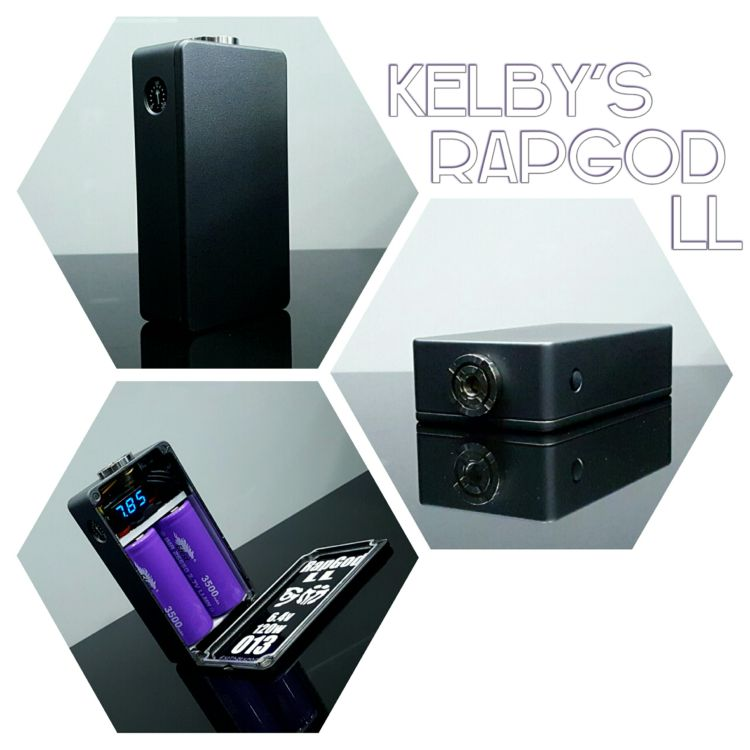 Kelby's RapGod LL, Shadow Chrome