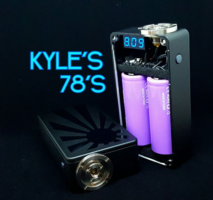 Kyle's 78's, Black Magic