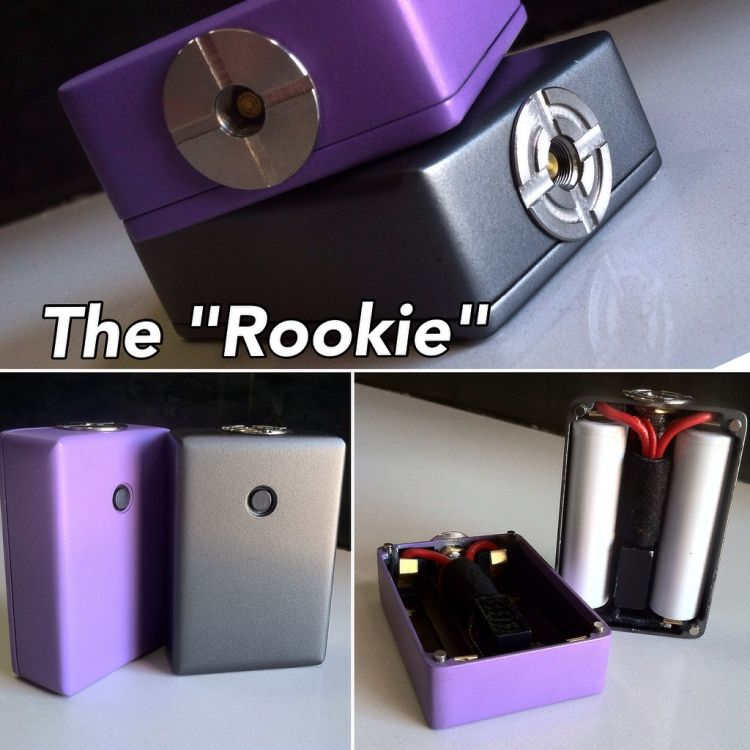 The Rookie (1st Versions)