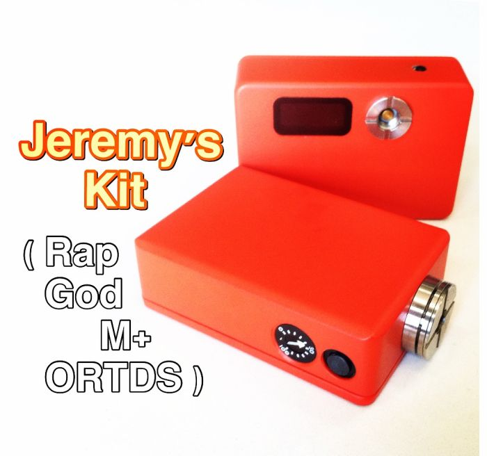 Jeremy's RapGod Mini, Avon Orange