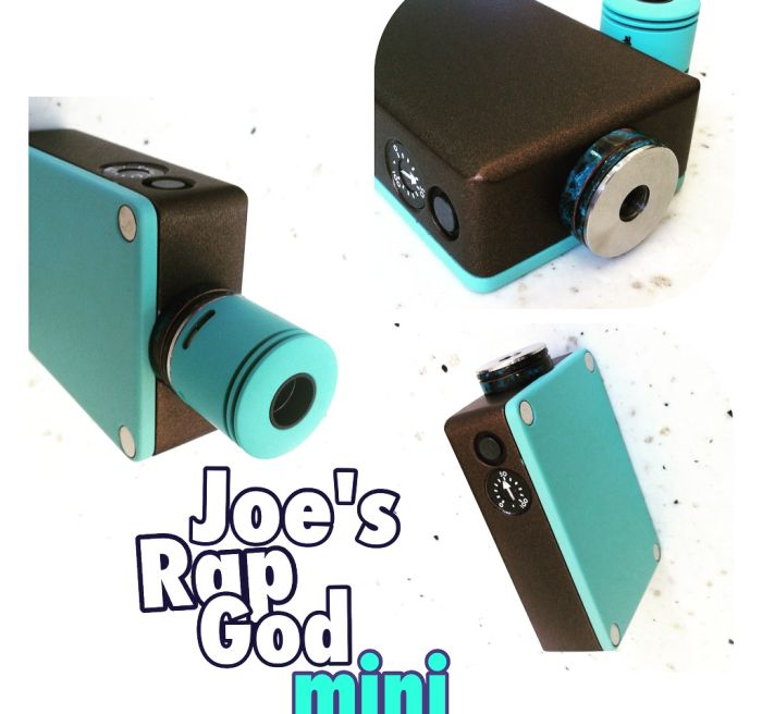 Joe's RapGod Mini, Bronze & Tiffany