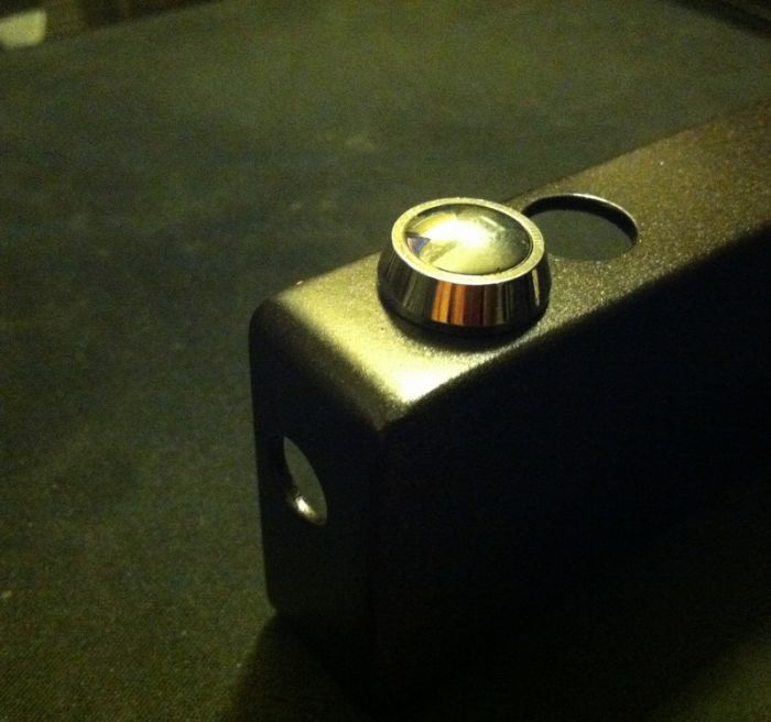 Option: Domed Nickel Switch