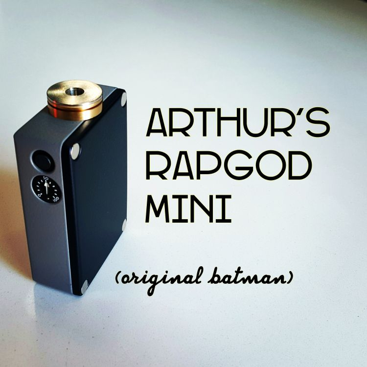 Arthur's RapGod Mini, Original Batman Style