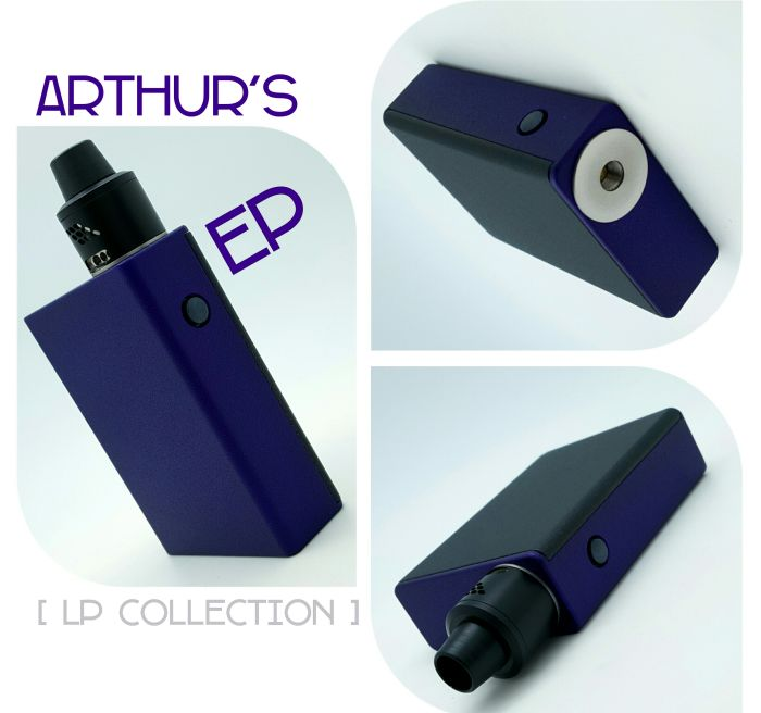 Arthur's EP, Joker Themed Purple AF & Icy Black