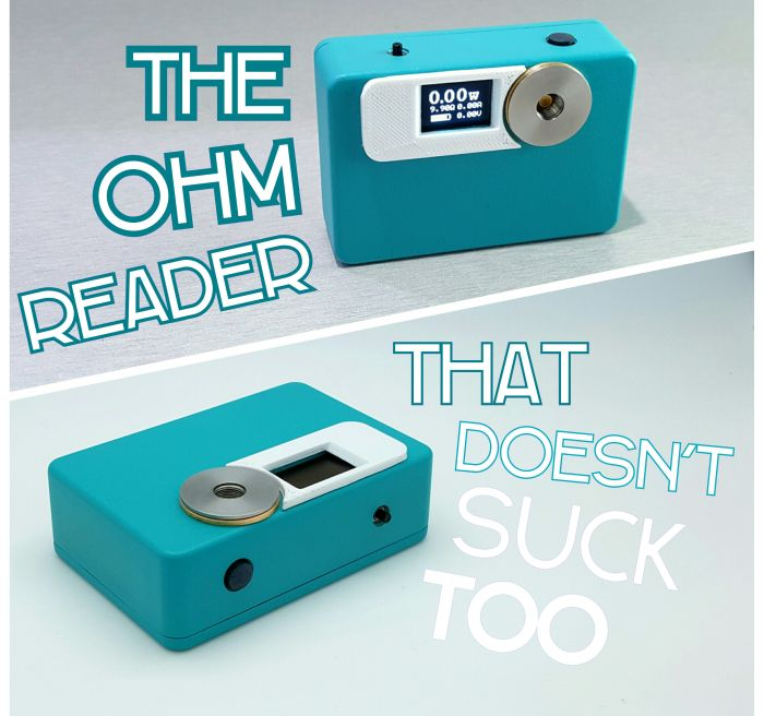 The ORTDS 2, Teal & White